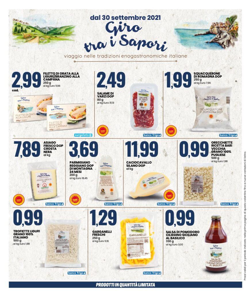 Volantino Eurospin 30 settembre 2021 pagina 10