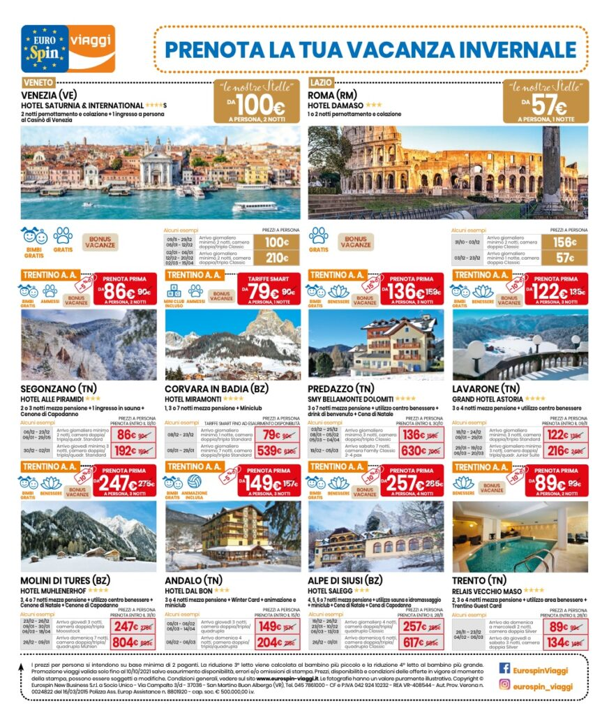 Volantino Eurospin 30 settembre 2021 pagina 18