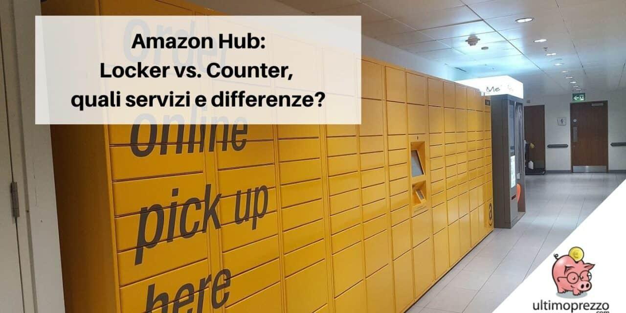 Punti di ritiro Amazon Locker: cosa sono, come funzionano, quali differenze con Amazon Counter?