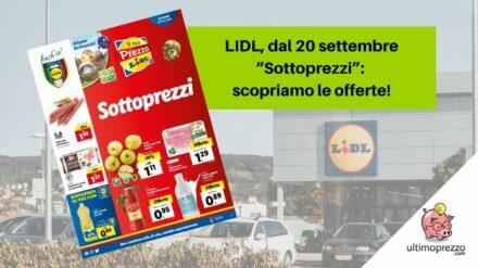"""LIDL, il volantino dal 20 settembre 2021 porta """"Sottoprezzi"""": piccoli elettrodomestici e giardinaggio protagonisti, scopriamo le offerte!"""