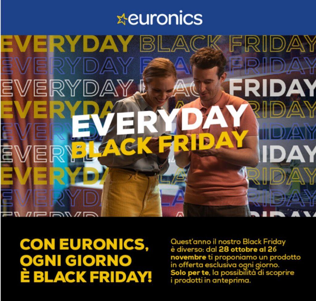 Black Friday Euronics 2021