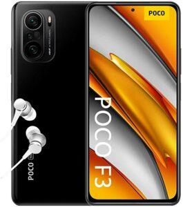 POCO F3 8 GB 256 GB NERO ITA a 329,90 € invece di 399,90 €
