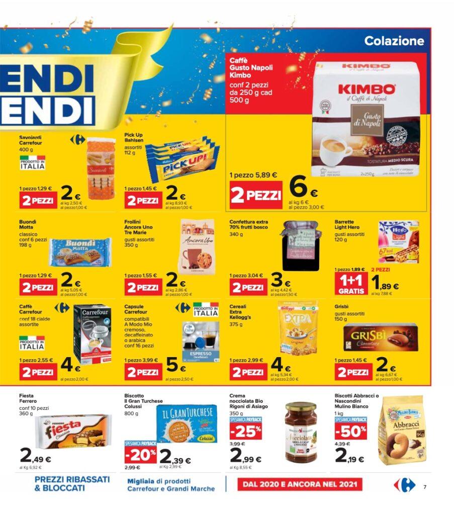 Volantino Carrefour 8 ottobre 2021 pagina 07