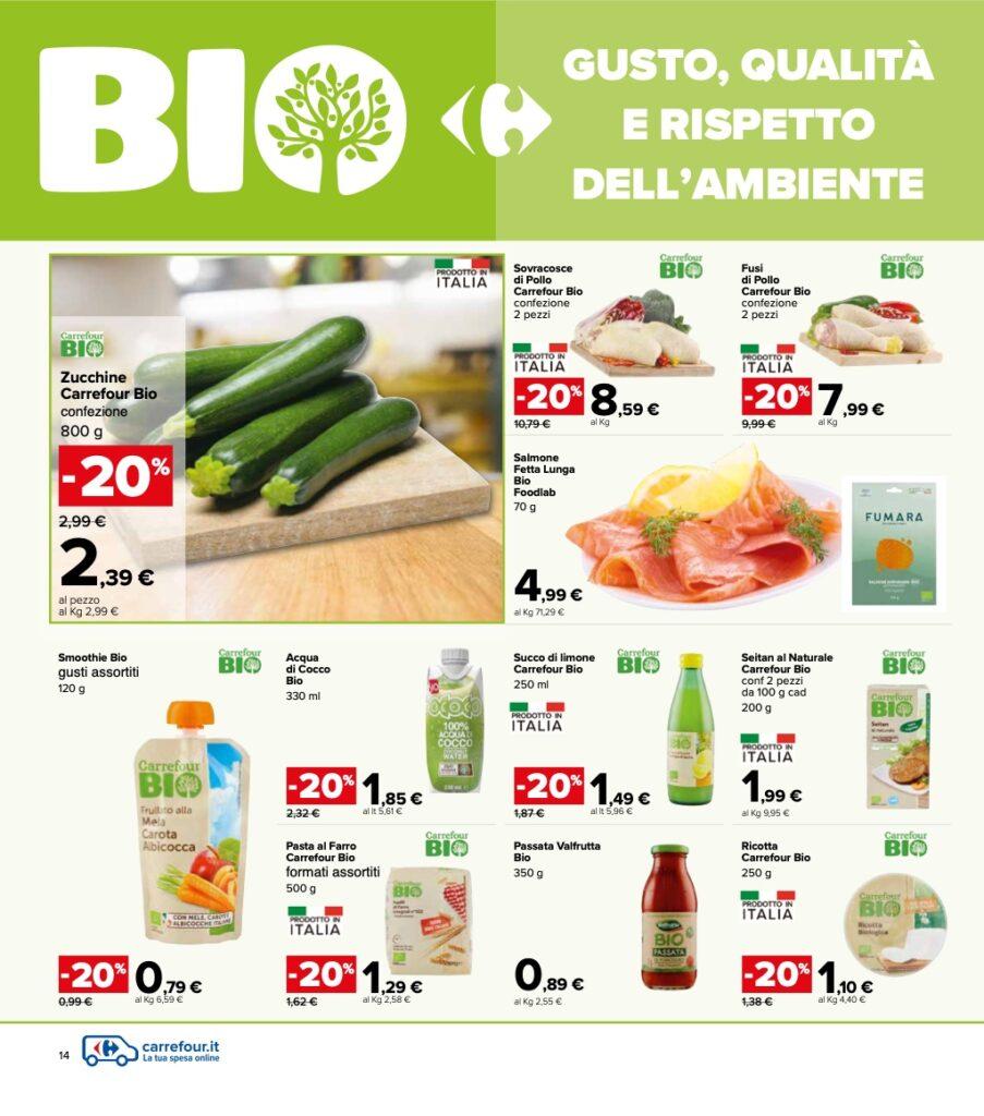 Volantino Carrefour 8 ottobre 2021 pagina 14