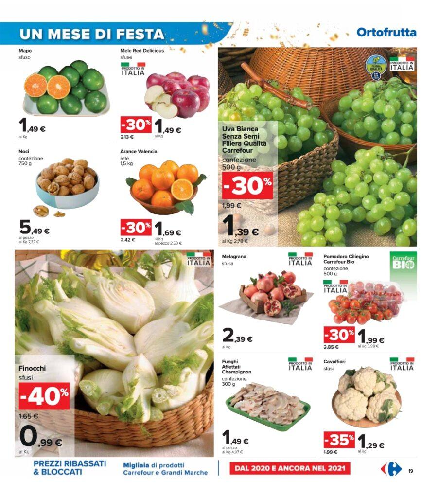 Volantino Carrefour 8 ottobre 2021 pagina 19