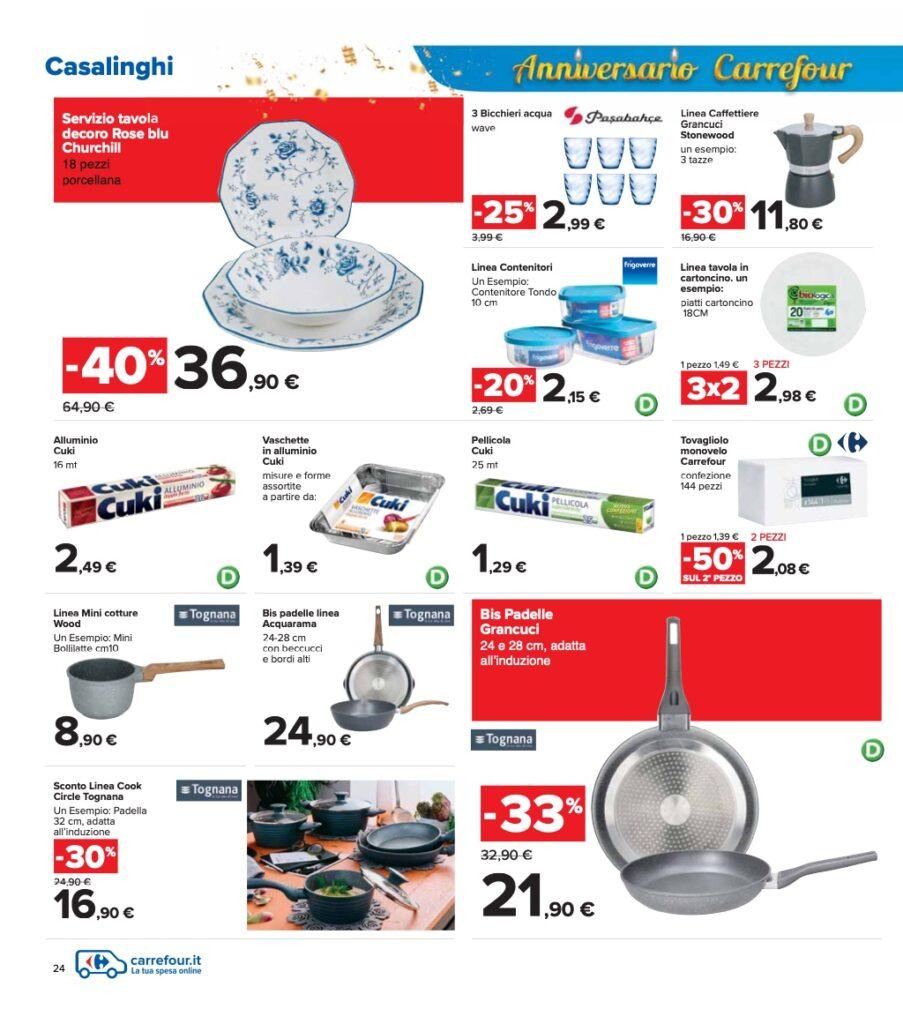 Volantino Carrefour 8 ottobre 2021 pagina 24
