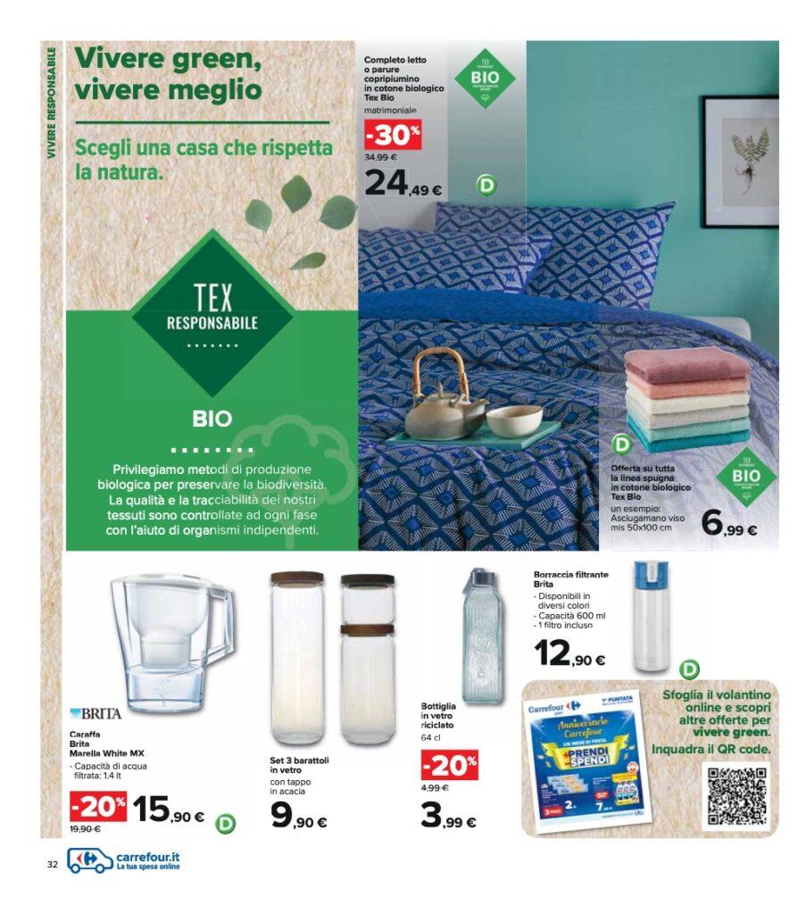 Volantino Carrefour 8 ottobre 2021 pagina 32