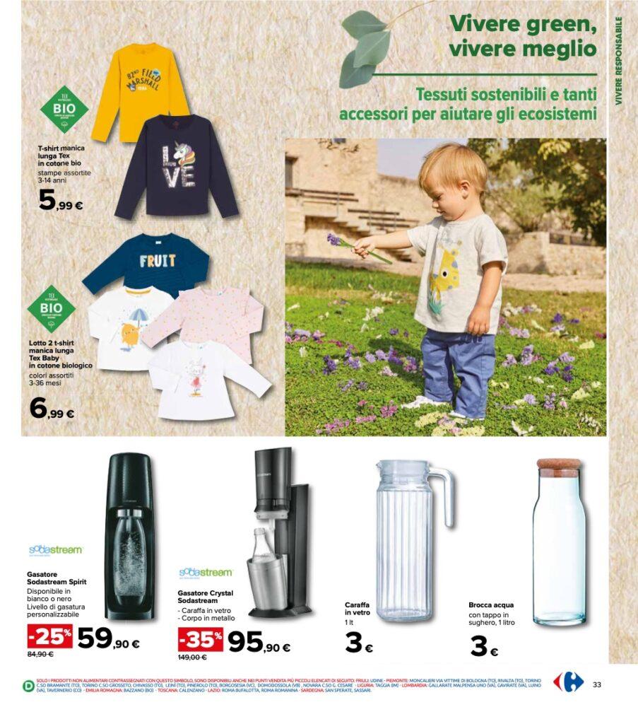 Volantino Carrefour 8 ottobre 2021 pagina 33