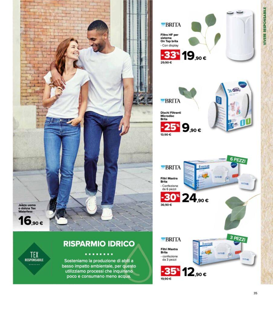 Volantino Carrefour 8 ottobre 2021 pagina 35
