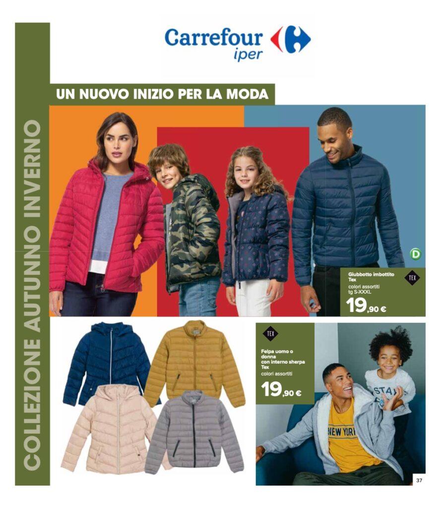 Volantino Carrefour 8 ottobre 2021 pagina 37