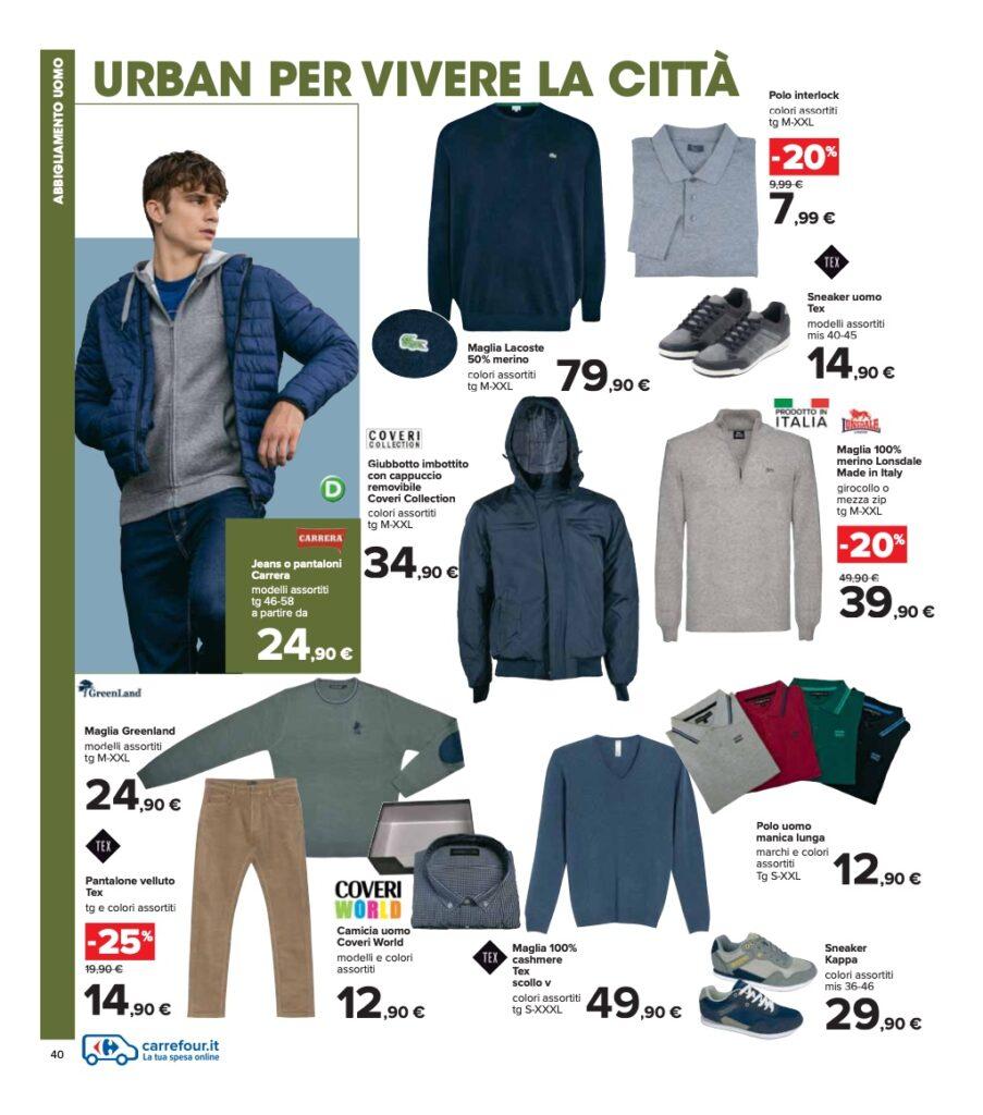 Volantino Carrefour 8 ottobre 2021 pagina 40