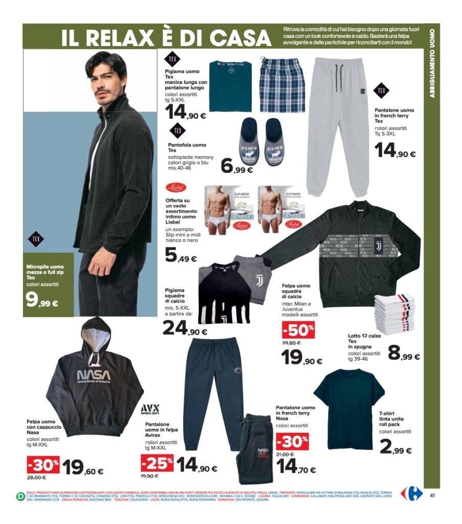 Volantino Carrefour 8 ottobre 2021 pagina 41
