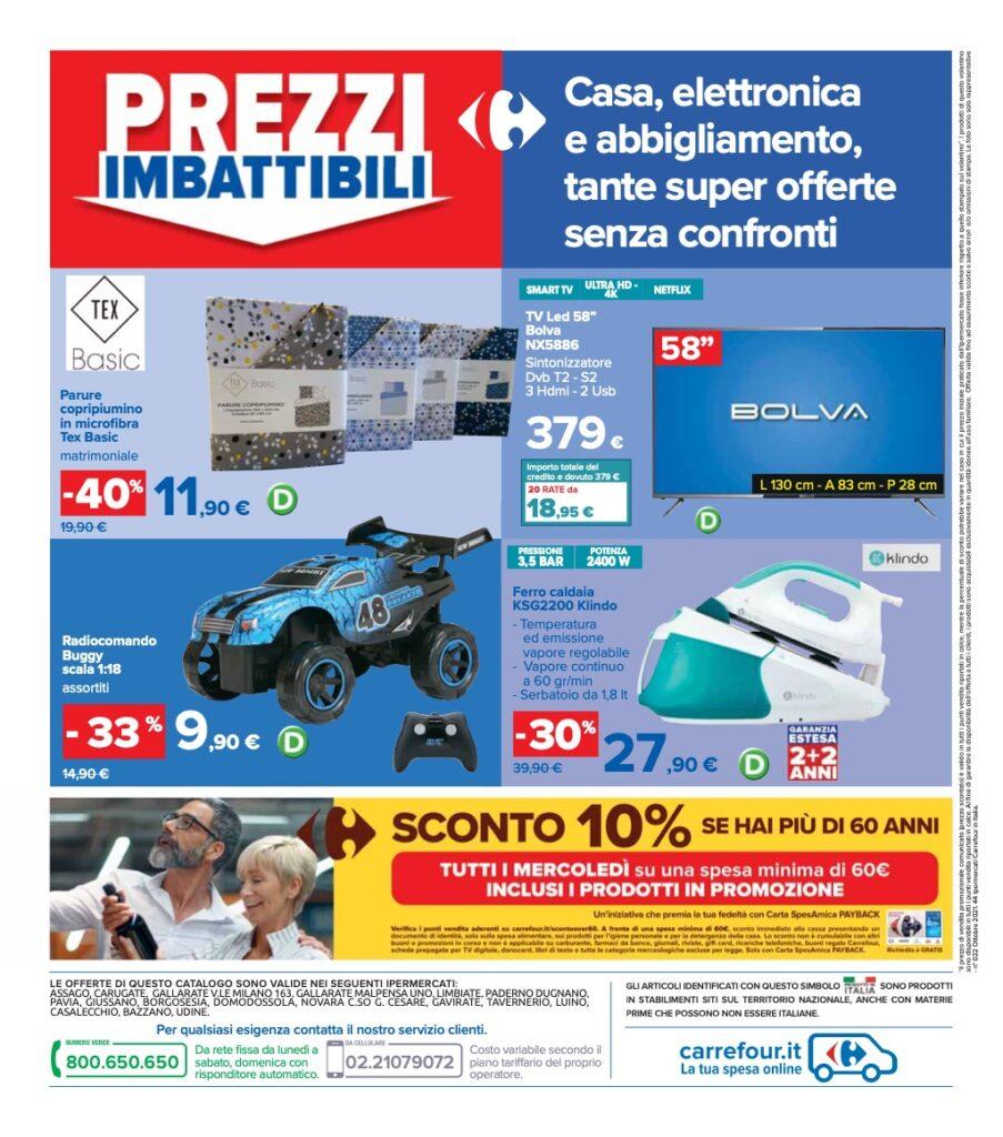 Volantino Carrefour 8 ottobre 2021 pagina 44