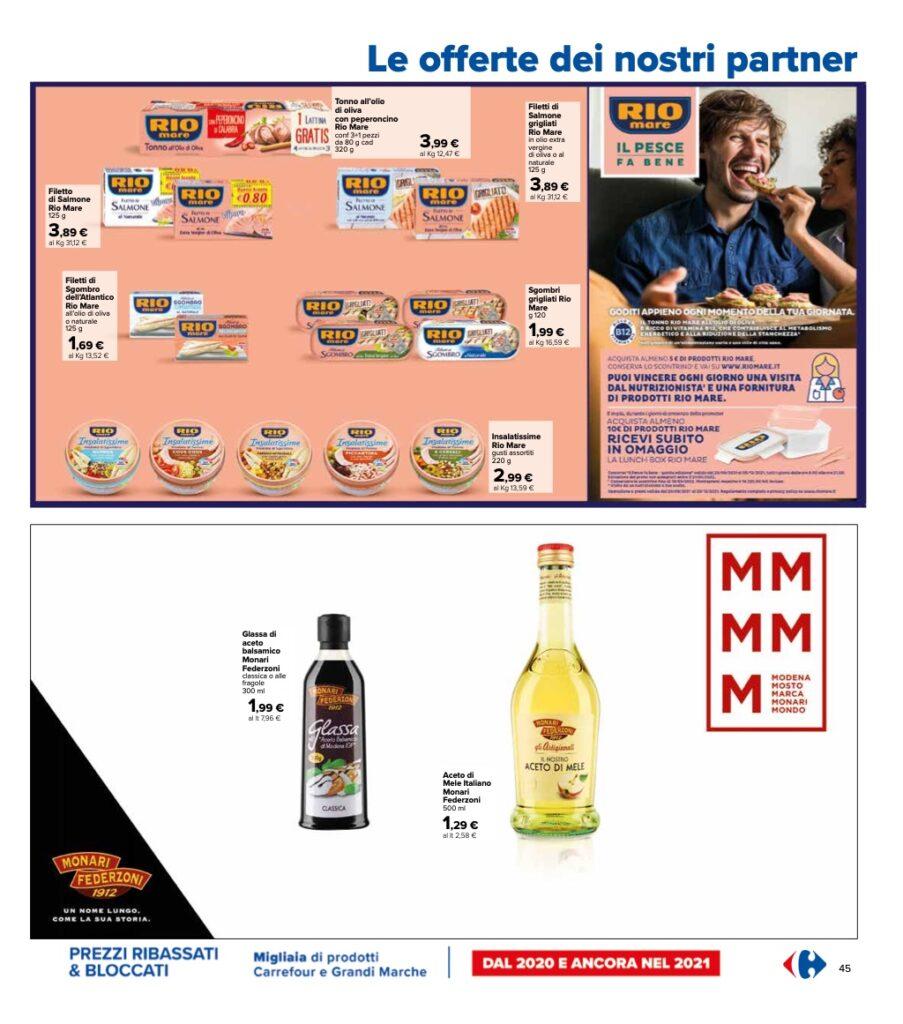 Volantino Carrefour 8 ottobre 2021 pagina 45