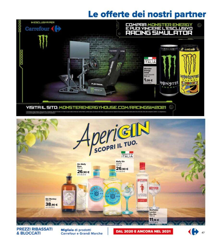 Volantino Carrefour 8 ottobre 2021 pagina 47