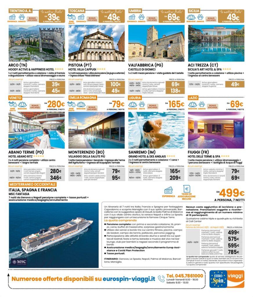 Volantino Eurospin 14 ottobre 2021 pagina 19