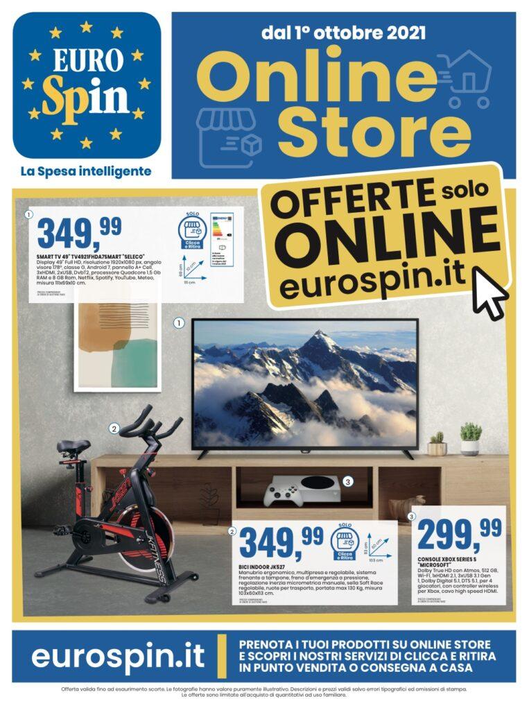 Volantino Eurospin 14 ottobre 2021 pagina 22