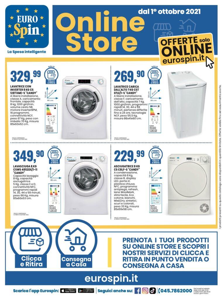 Volantino Eurospin 14 ottobre 2021 pagina 33
