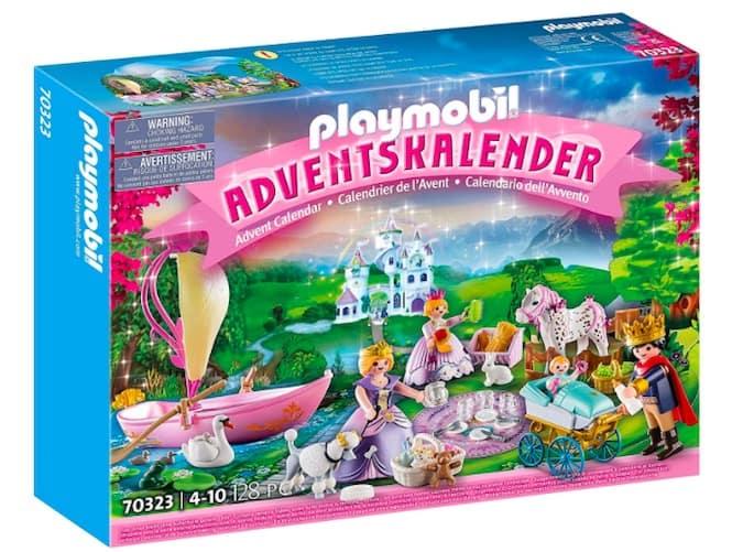 calendario avvento playmobil picnic reale