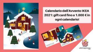 calendario dell avvento ikea 2021